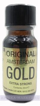 Попперс Amsterdam Gold 25 мл (Англия) - фото 4520