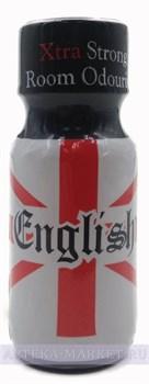 Попперс ENGLISH 25 мл (Англия) - фото 4529
