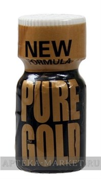 Попперс Pure Gold 10 мл (Англия) - фото 5009