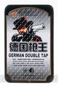 German double tap (12 табл)